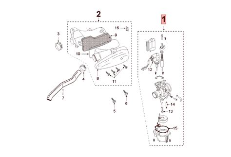peugeot speedfight 2 ersatzteile ersatzteile peugeot speedfight 3 a 2t carburetor