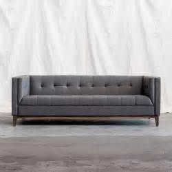 contemporary sofa atwood sofa by gus modern direct furniture modern sofas atlanta by direct furniture