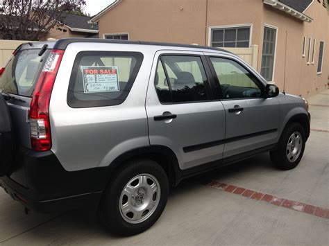 I bought it from my mom, who had gotten it almost new in 2006. 2006 Honda CR-V related infomation,specifications - WeiLi ...