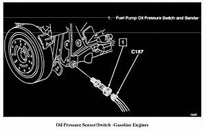 Where Is The Location Of The Fuel Pump Oil Pressure Switch