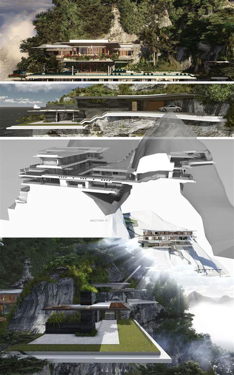 xalima island house  martin ferrero architecture