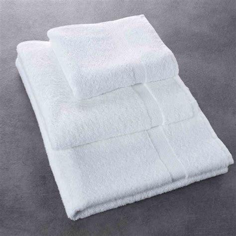 linge de bain de luxe serviette de bain luxe blanc 100 coton 500 g m 178 50x100 cm