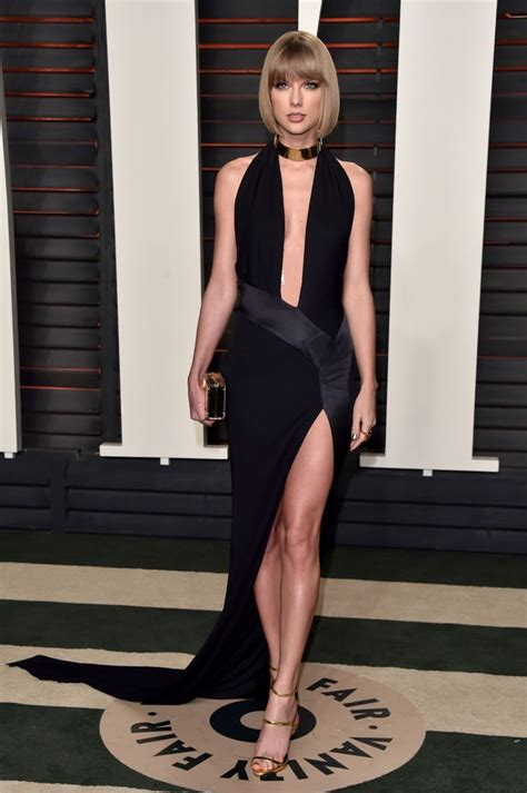 evehewson sexy taylor swift flouts legs or boobs rule but still looks