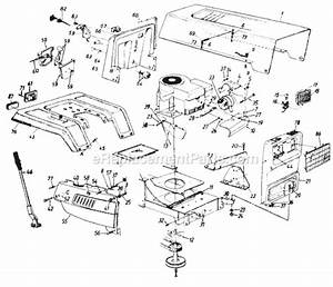 Mtd 139-548-000 Parts List And Diagram