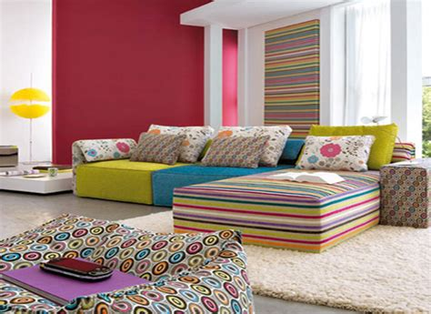 colorful living room color schemes home design