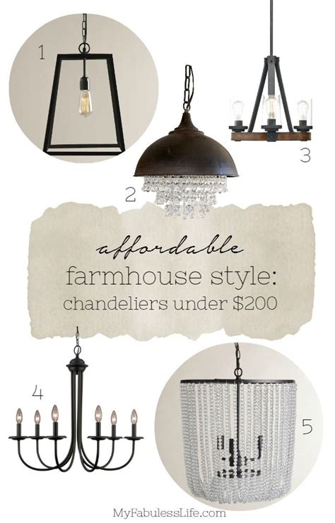1000 ideas about farmhouse lighting on