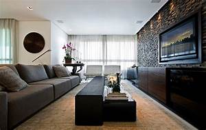 Scintillating Accent Wall With Tv Gallery - Best idea home