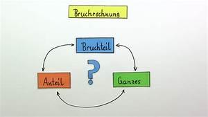 Brüche Berechnen : anteile und br che in prozent ausdr cken mathematik online lernen ~ Themetempest.com Abrechnung