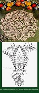 17 Beste Idee U00ebn Over Crochet Doily Diagram Op Pinterest