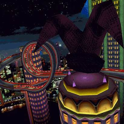 Sonic Adventure Concept