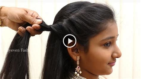 2 simple and cute hairstyles for little girls