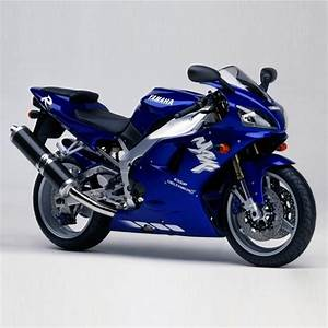 Yamaha Yzf-r1  1998  - Service Manual
