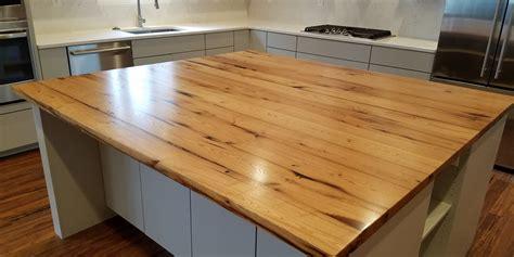 popular woods   butcher block kitchen island