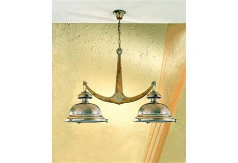 Anchor Light Chandelier Nautical Lighting