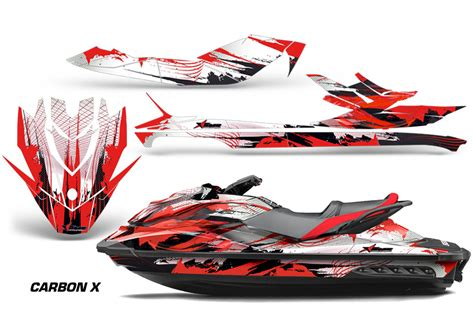 Havoc Boats Stickers by Sea Doo Gti Gtr Gts H Jet Ski Graphic Wrap Decal Kit 2011