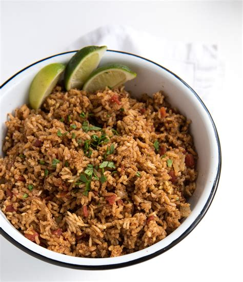 rice cooker recipes easy spanish rice in the rice cooker