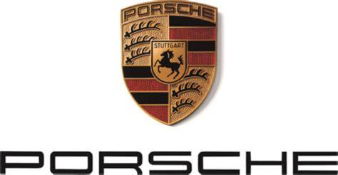 logos de coches porsche  la historia del dibujo en una