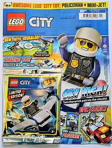 Lego City Magazin : two new lego city magazines out now bricksfanz ~ Jslefanu.com Haus und Dekorationen