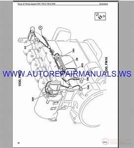 Volvo Fm10 Trucks Wiring Diagram Service Manual
