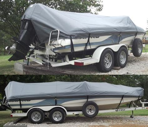Custom Boat Covers St Charles Mo by Bass Boat Covers From The Canvas In St Peters Mo