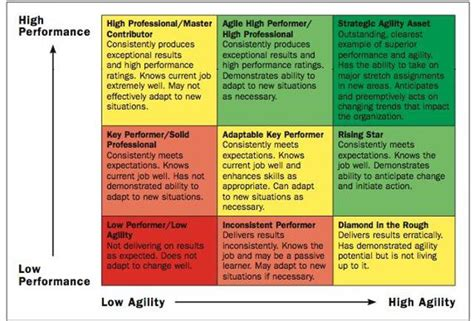 agility  ingredient   define  generation