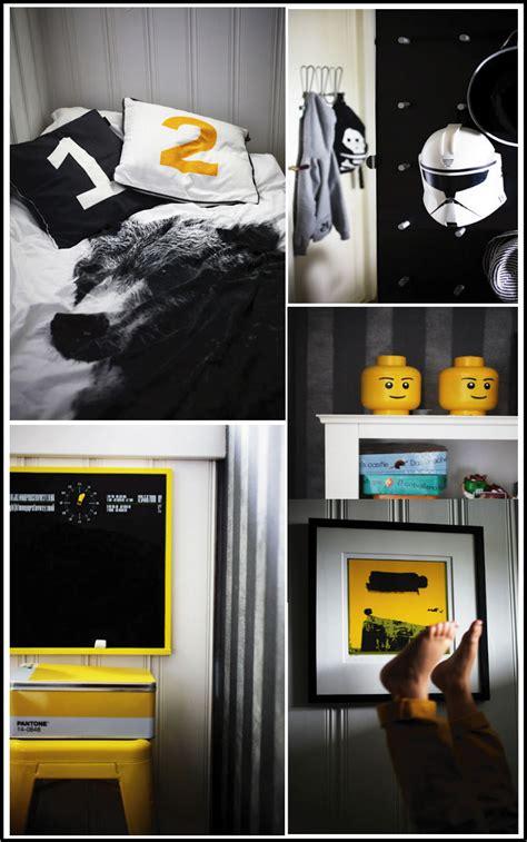 chambre stella deco chambre jaune et noir 131225 gt gt emihem com la
