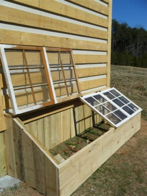 A greenhouse also allows you to get a head start on spring planting and to extend the growing season well into the autumn. 14 DIY Greenhouses From Old Windows And Doors - Gardenoholic