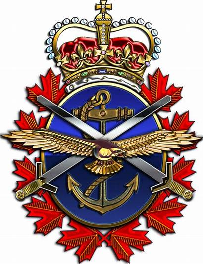 Canadian Forces Armed Military Badge Insignia Police