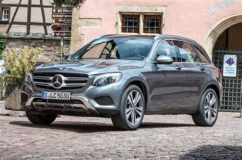 Review Mercedes Glc Class by Mercedes Glc Class Review Parkers
