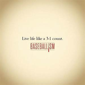 Baseball Is Like Life Quotes. QuotesGram