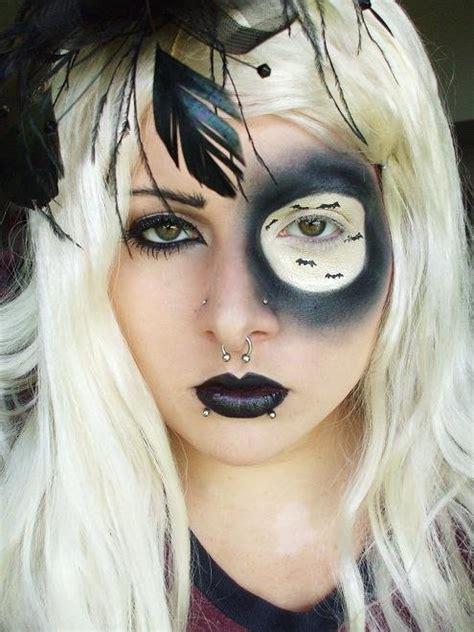 halloween makeup  women cathy