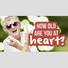 How Old Are You Really ?  Does Belief Make A Difference To Your Age?
