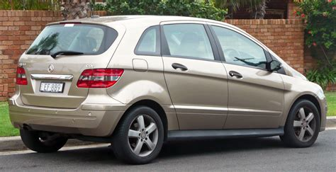 Mercedes B Class Modification by Mercedes B180 Cdi Best Photos And Information Of