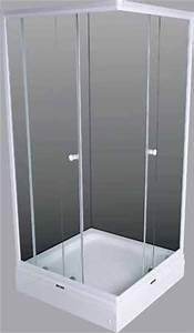 Schiebetür Glas Bauhaus : eck duschkabine eckdusche 130x90cm eckeinstieg eck dusche ~ Watch28wear.com Haus und Dekorationen