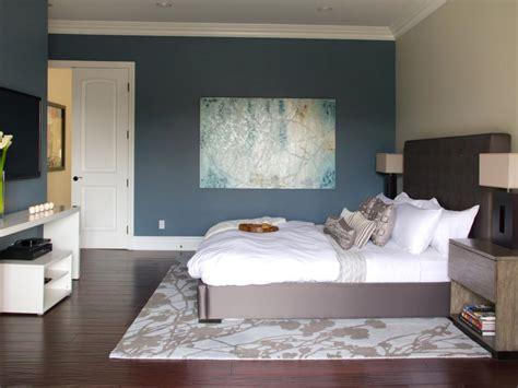 blue bedroom  hgtv