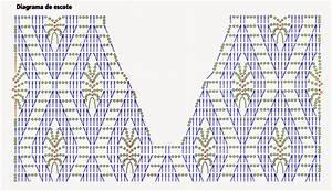 Tejidos Al Crochet Paso A Paso Con Diagramas  Paso A Paso