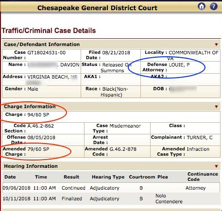 august october  case results reckless driving