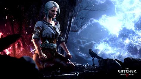 Witcher 3  Ciri Meditatation  Wallpaper Engine Steam