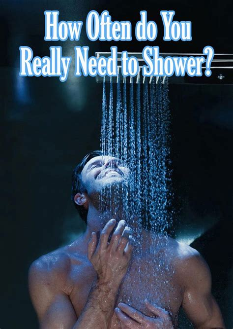 How Often To Shower - corner how often do you really need to shower