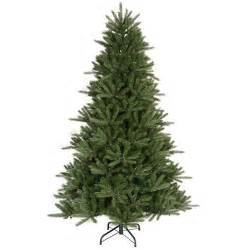 Cheap Pre Lit Pencil Christmas Trees by Artificial Christmas Trees 4 Foot 48 Quot 4 5 Tall