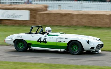 Bob Tullius' Quaker State Group 44 V12 Racing Jaguar E-typ