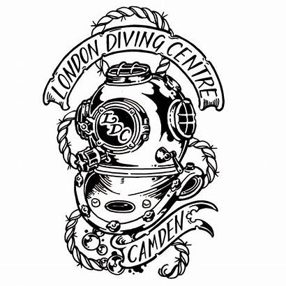 Diver Diving Clipart Springboard Scuba Transparent Webstockreview