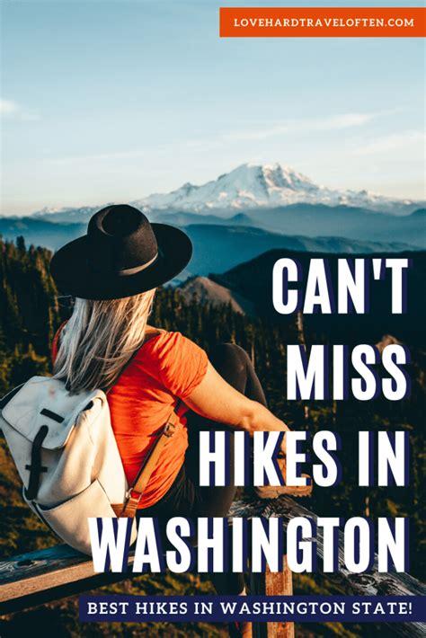 hikes washington