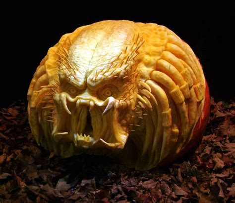 Puking Pumpkin Carving Stencils by Ray Villafane Pumpkin Carving Daily Art Fixx