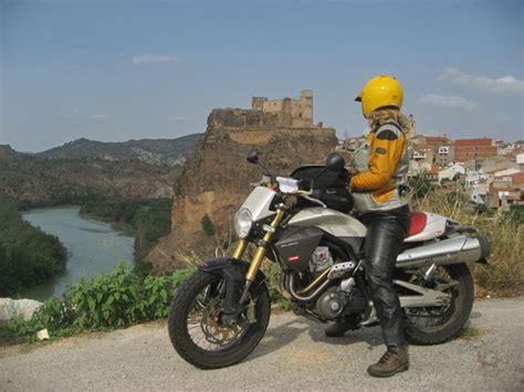 Motorcycle Travel In Spain