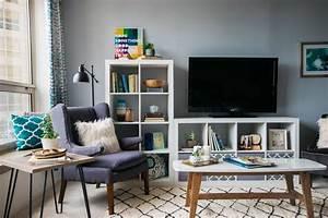 Erste Wohnung Checkliste : before after a chicago student s studio gets colorful peckham living pinterest ~ Orissabook.com Haus und Dekorationen