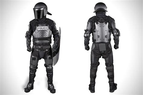 Damascus Fx1 Flexforce Modular Armor Suit
