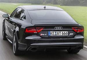 Abt Audi Rs7 With 700 Hp