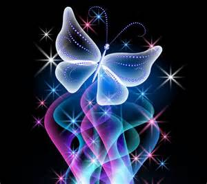neon design neon butterfly abstract blue pink sparkle glow design butterfly neon hd wallpaper