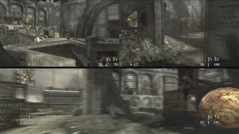 call of duty world at war multiplayer splitscreen in hd